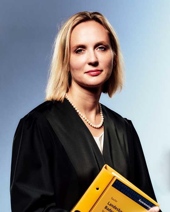 Anwältin Dr. Isabel Wagner